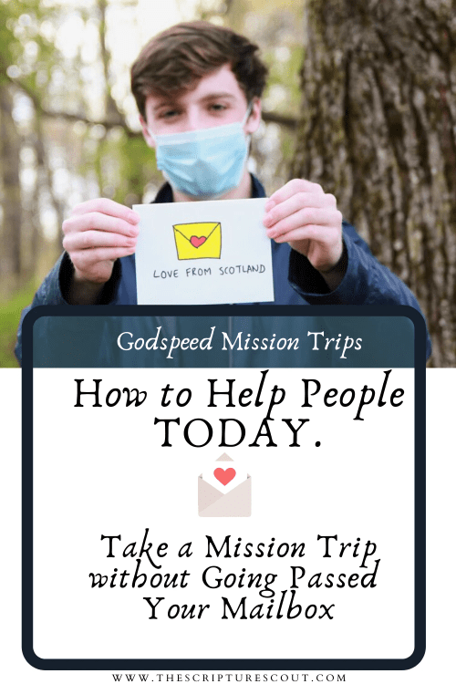 How to Take a Mission Trip without Going Past Your Mailbox