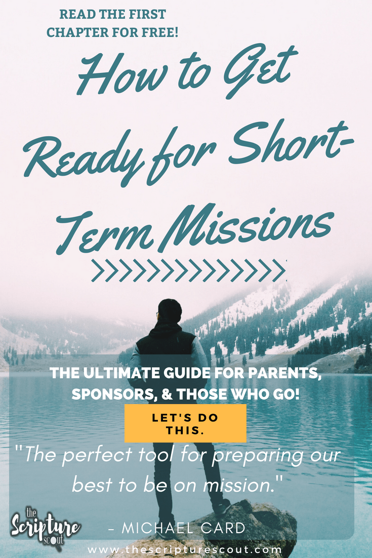 How to Get Ready for Short-Term Missions