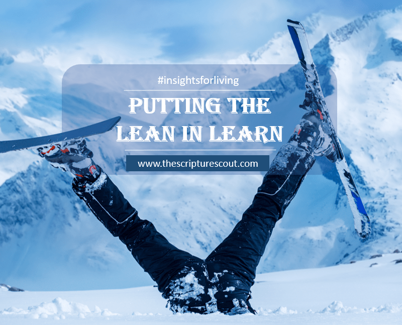 Putting The Lean in Learn