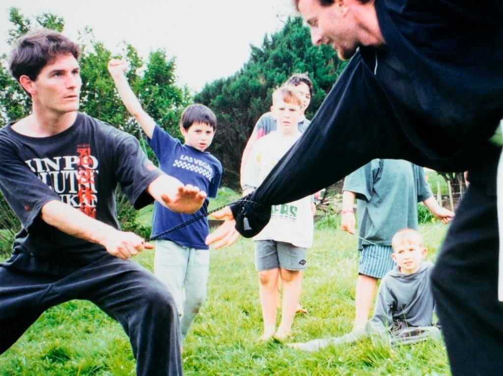 Warrior Kids with Tim Tipene 1994