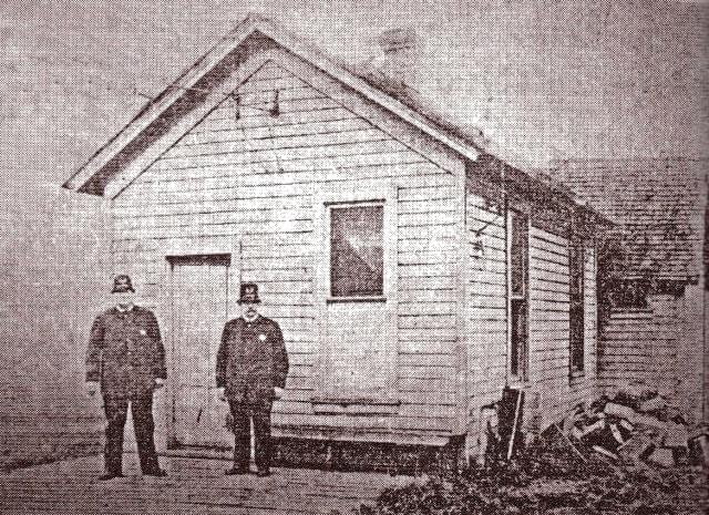 Early Tacoma Police