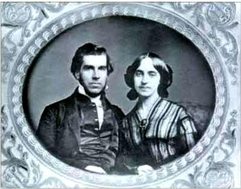 Bishop John A. and Fannie C. Paddock, Image courtesy of MultiCare