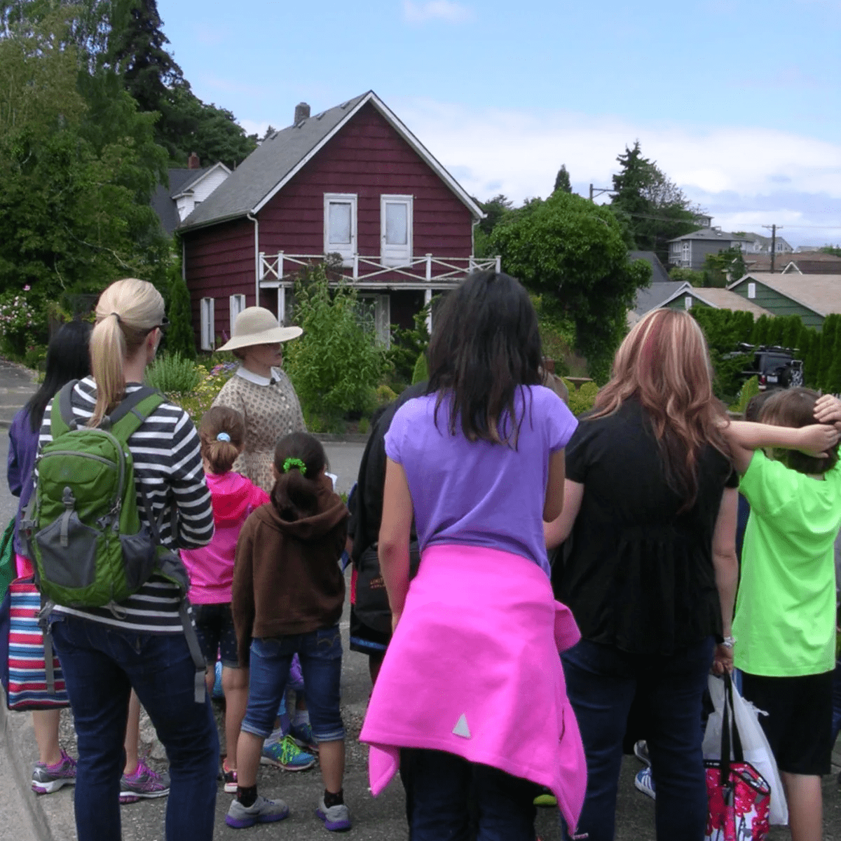 Education Programs - Job Carr Cabin Museum