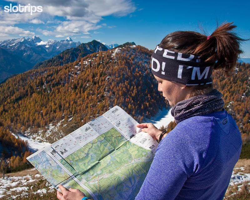Self-guided walking, hiking, cycling tours in Slovenia