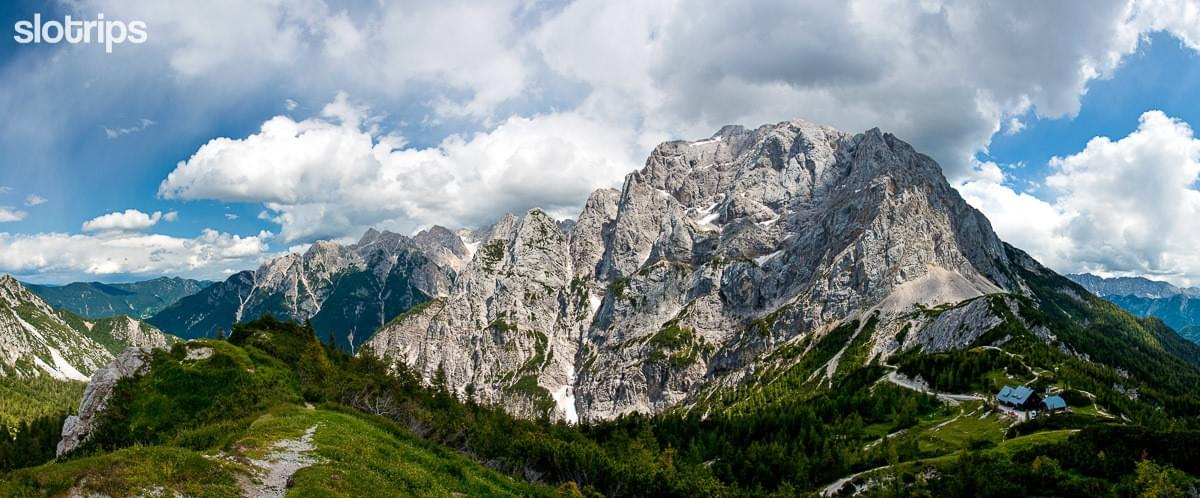 Self guided point-to-point walking tour, Slovenia
