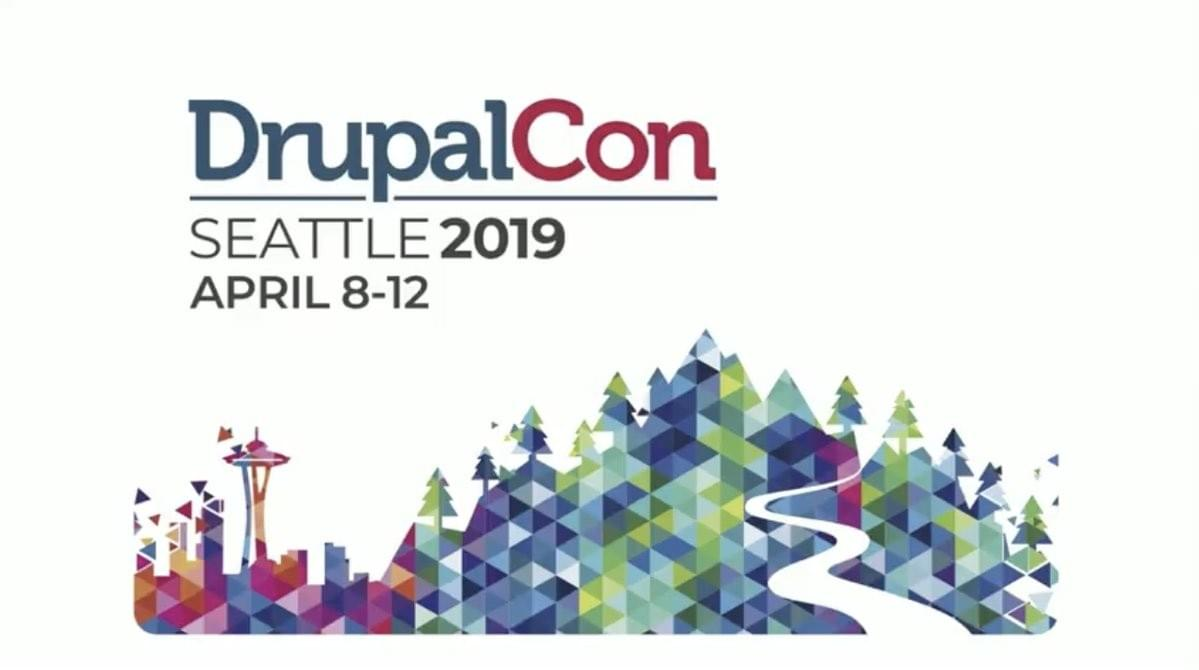 Drupal Seattle 2019 - April 8-12