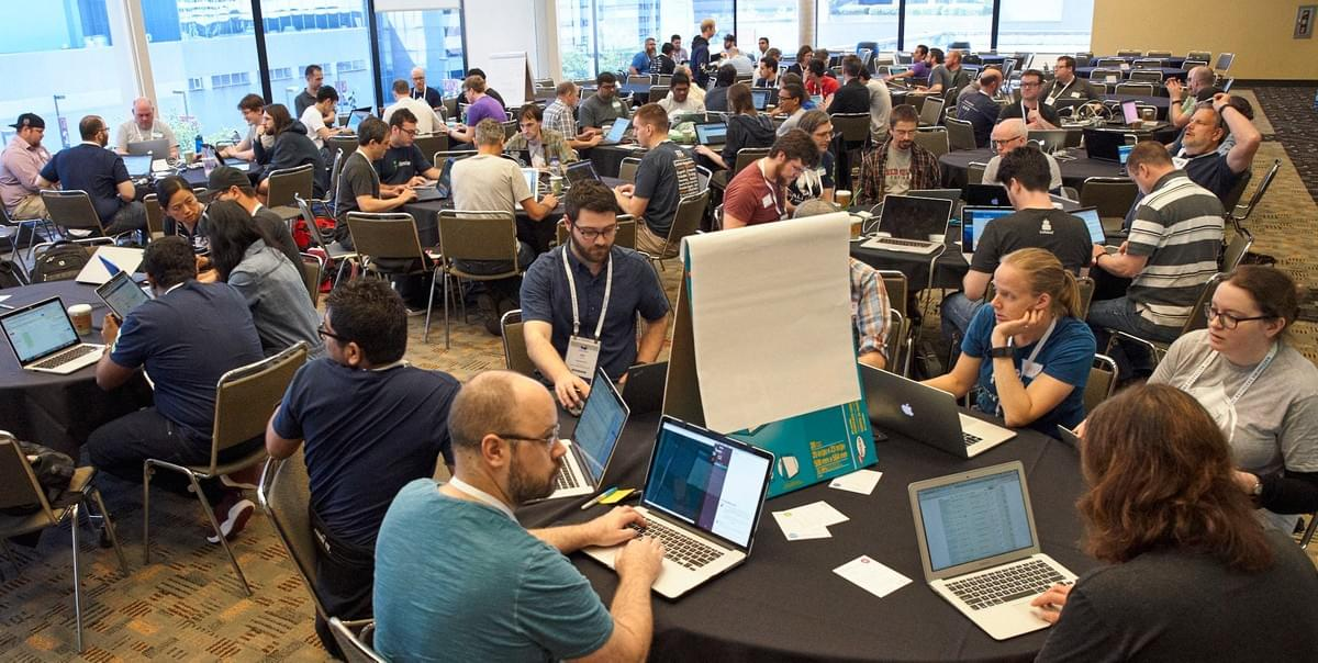 Code Sprints - DrupalCon Boston