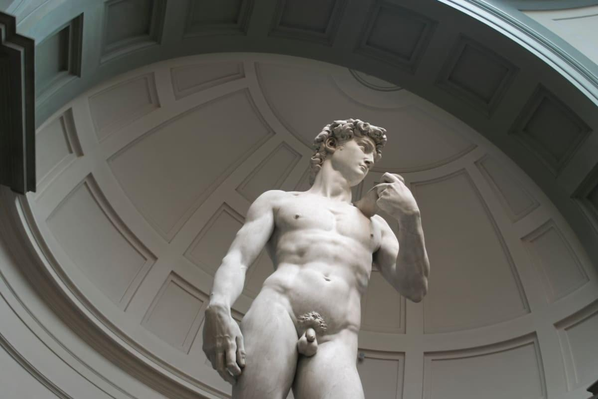 Grand tour Florence - The David at the Accademia