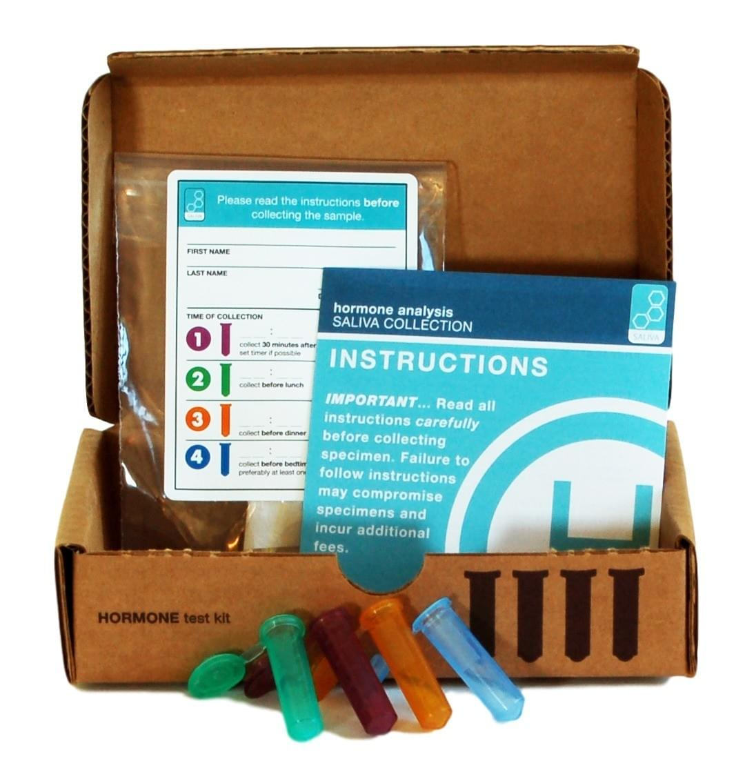 Labrix Saliva Hormone Test Kit from InHealth Specialty Pharmacy Fargo, ND