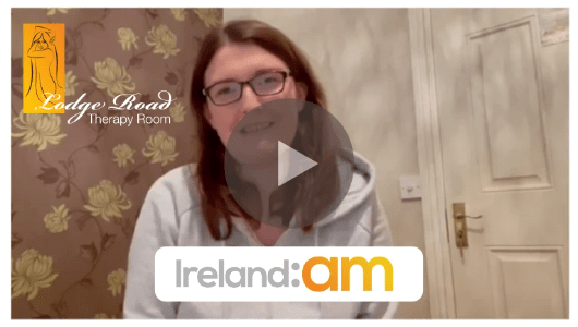 Angela Devereaux, Lodge Road Therapy on Ireland AM