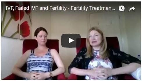 Siobhan Kehoe Fertility Treatment Centre Facebook Live on IVF, Failed IVF and Fertility