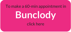 Betty O'Neill Bunclody clinic - 60 minutes