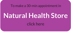 Betty O'Neill Wexford Natural Health Store clinic - 30 minutes