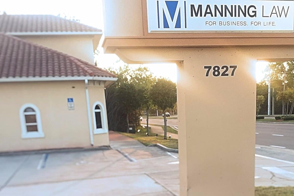 Manning Law| Attorney in Brevard County, FL  7827 N. Wickham Road, Suite C, Melbourne, FL 32940