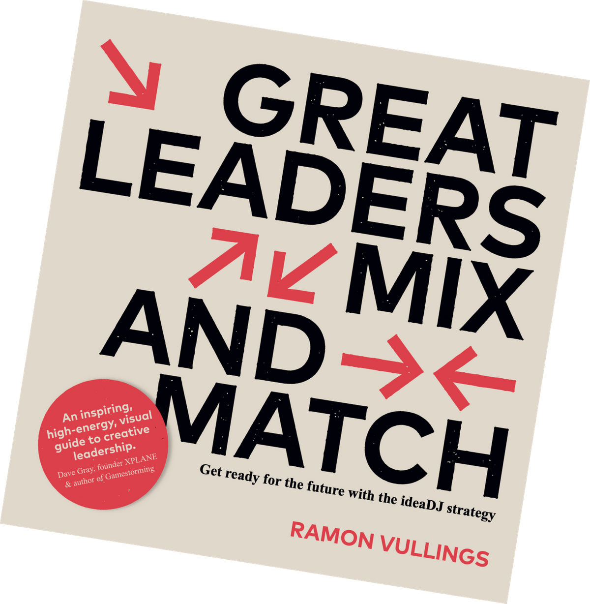 Book: Great Leaders Mix and Match