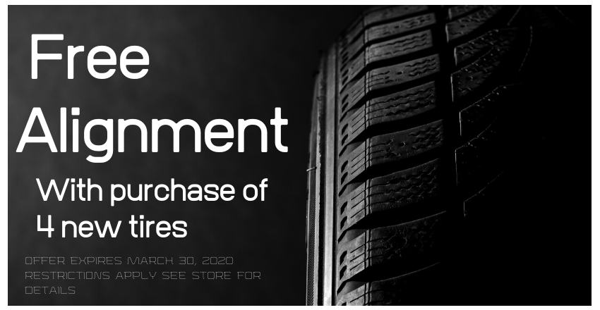 tire alignment in Rocklin CA