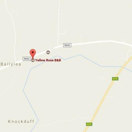 Directions to Yellow Rose B&B - Callan, Kilkenny