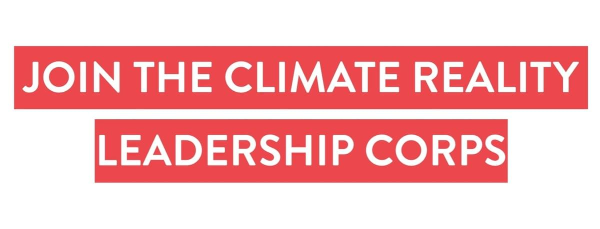 Title - Join the Climate Reality Leadership Corps