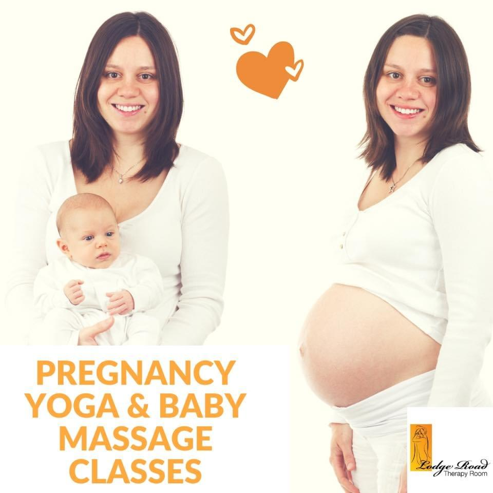 Pregnancy Yoga & Baby Massage in Wexford town and county