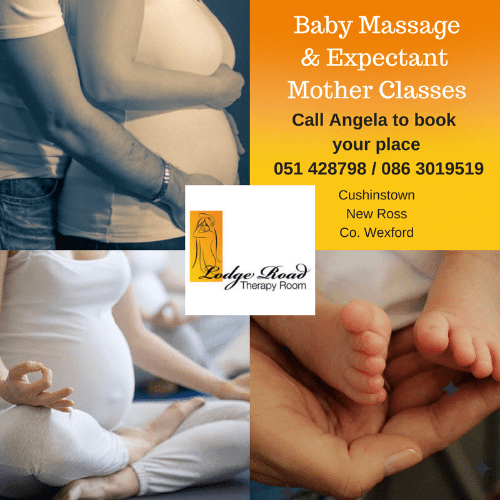 Baby Massage & Expected Mother Classes - Lodge Road Therapy