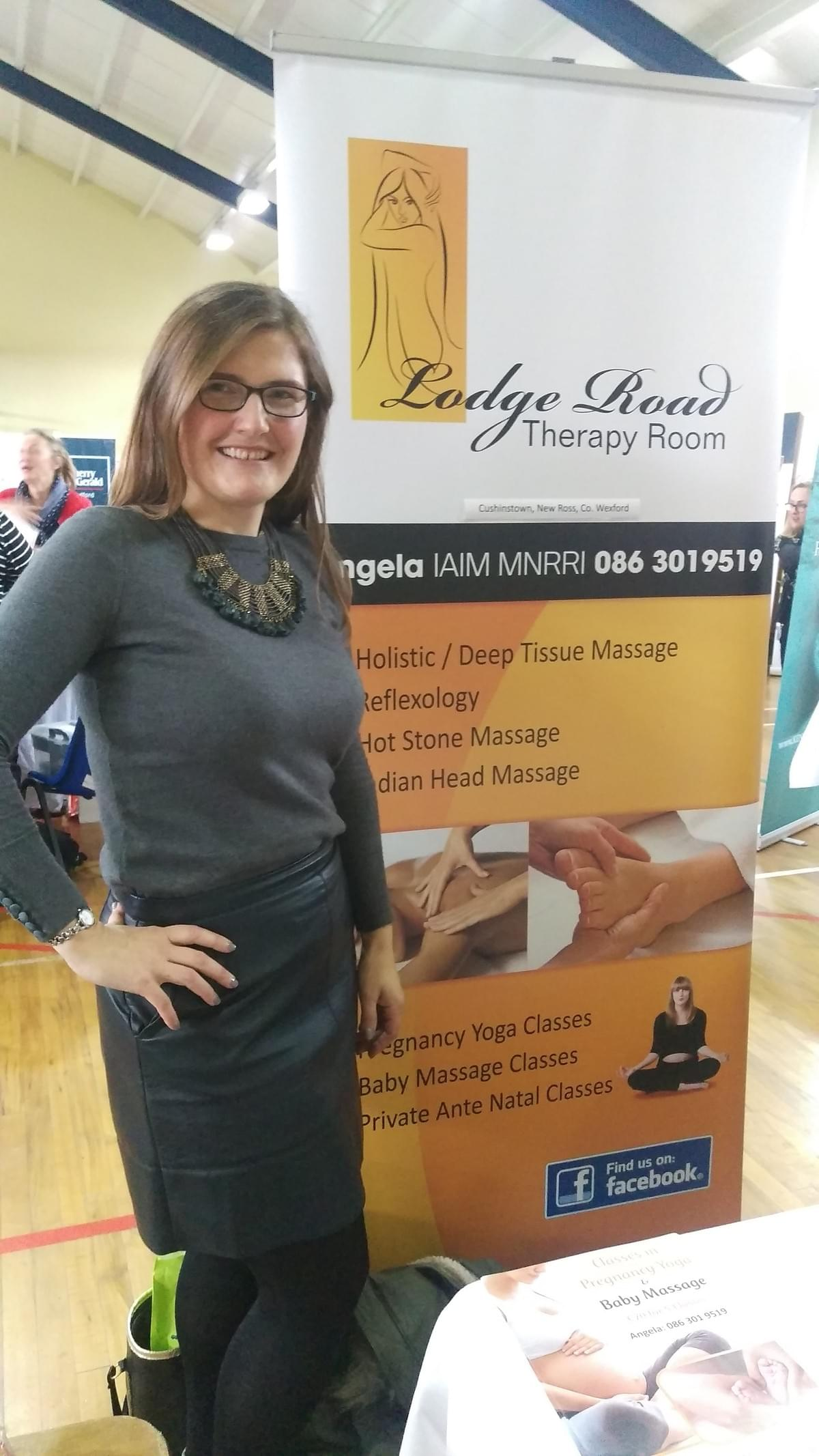 Why not treat yourself to a treatment at Lodge Road Therapy Room