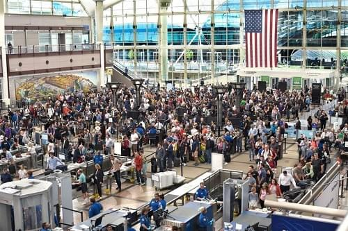 Well-designed security checkpoints greatly reduce passenger screening wait times.