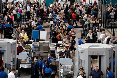 TSA says summer travel in 2019 is up over 2018, and the lines prove it.