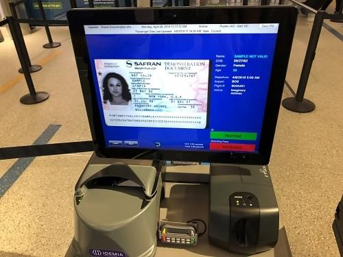TSA's new credential authentication technology (CAT) devices promise to reduce security wait times.
