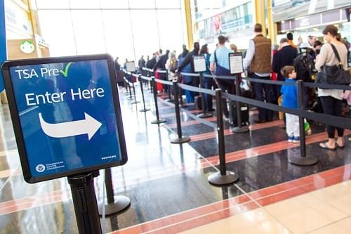 Almost completely eliminate TSA security line stress by enrolling for the agency's PreCheck trusted traveler program.