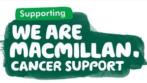 M.Y.O creative studio and charities Macmillan Cancer Support