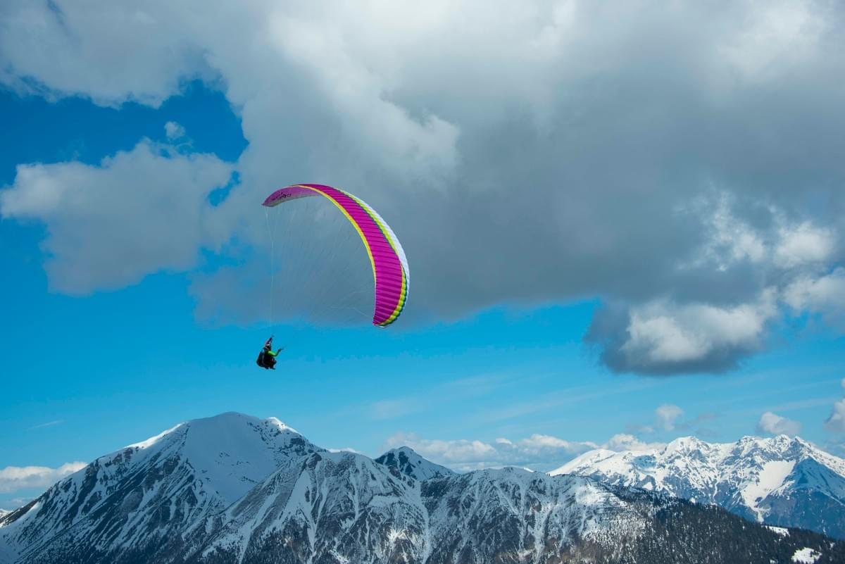 Air Design Vivo EN B paraglider #weloveparagliding