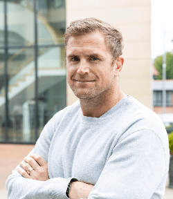 Jamie Heaslip That Great Business Show co-host