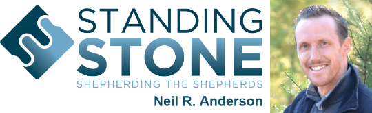 Neil R. Anderson, Standing Stone Ministry, Ministry.Rest, MinistryRest.com