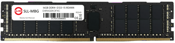 Sl-link Server / Workstation RDIMM