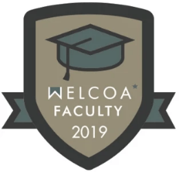 Steve Waters Faculty Accreditation in Workplace Wellness Wellness Council of America (WELCOA) 2018