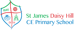 St James Daisy Hill C of E Primary School, Bolton