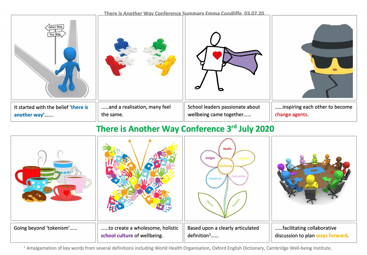 There is Another Way Conference Summary Emma Condliffe 03.07.20