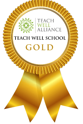 Teach Well Alliance Teach Well School Gold Award