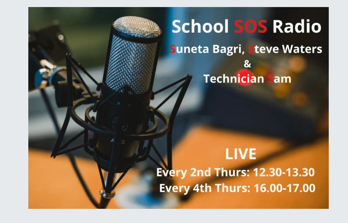 School SOS Radio