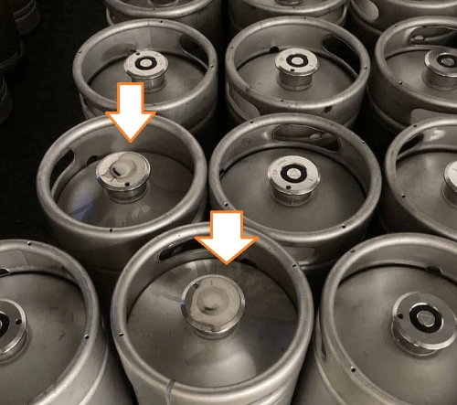 how to fill beer into the beer keg correctly?