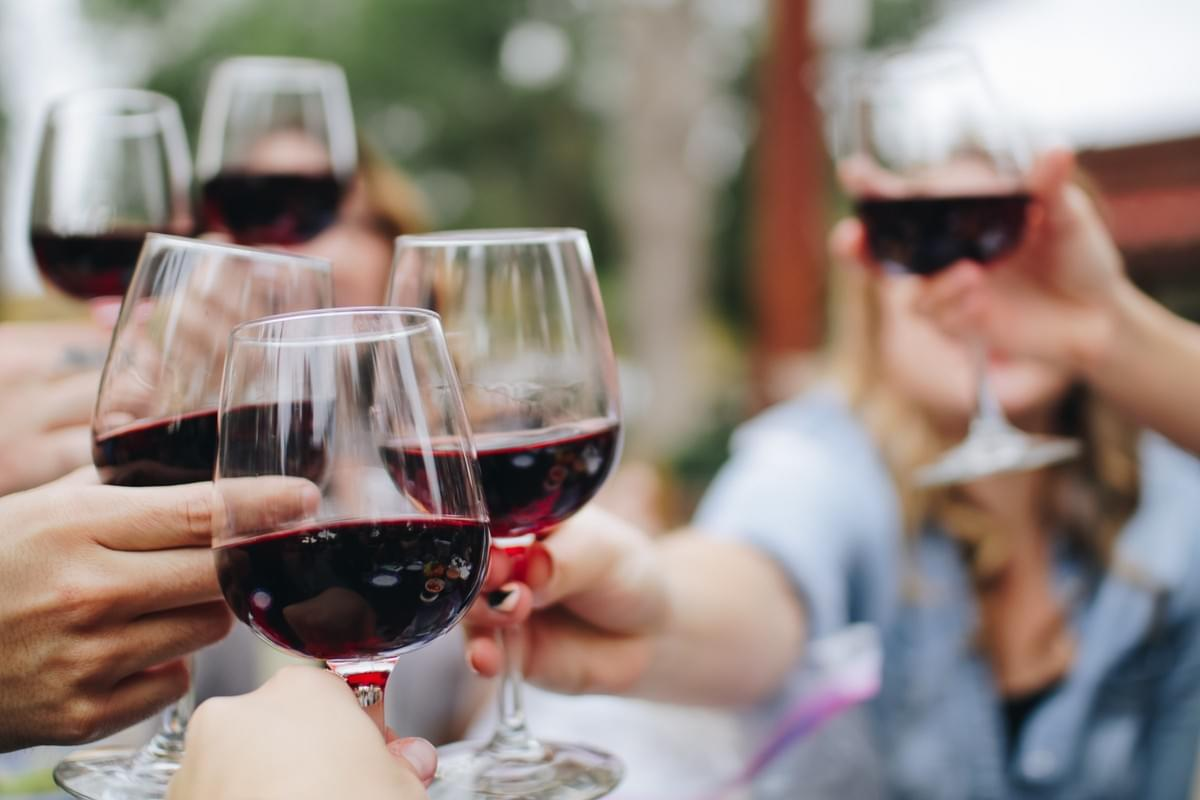 Photo by Kelsey Knight via Unsplash. Wine for a Good Cause. Great Mother's Day Gift Idea. Wine Gifts.