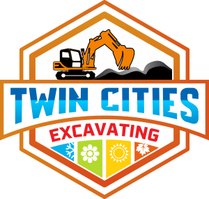 Twin Cities Excavating Logo
