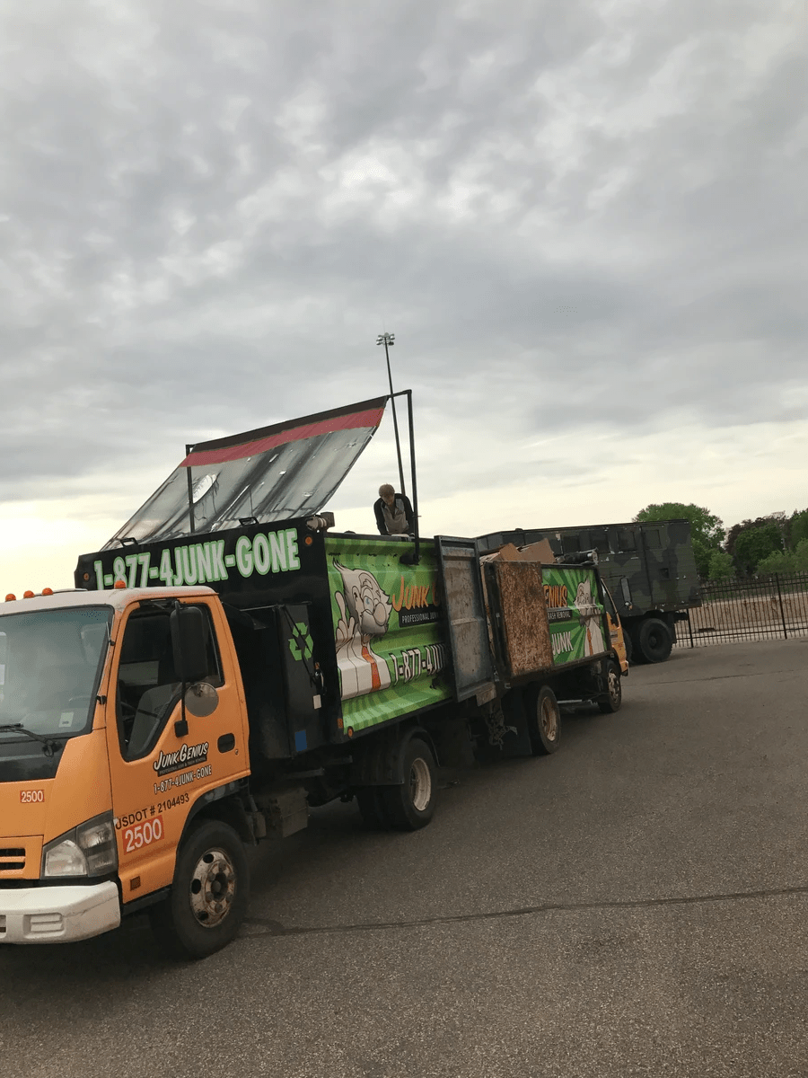 Electronics recycling in Rochester, by Minnesota