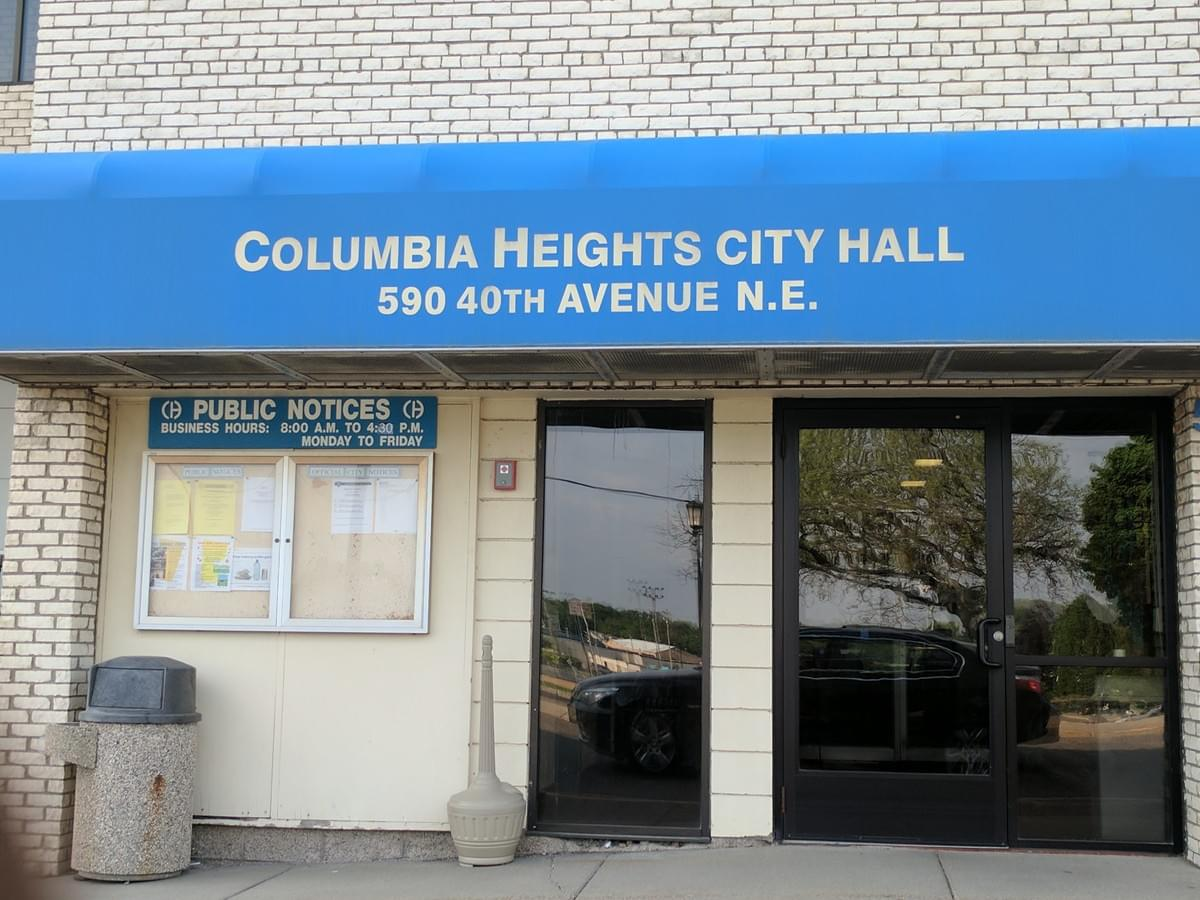 Assault in Columbia Heights, by Minnesota