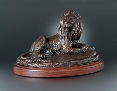 African Lion Award Trophy
