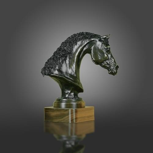 Arabian Head Award Trophy