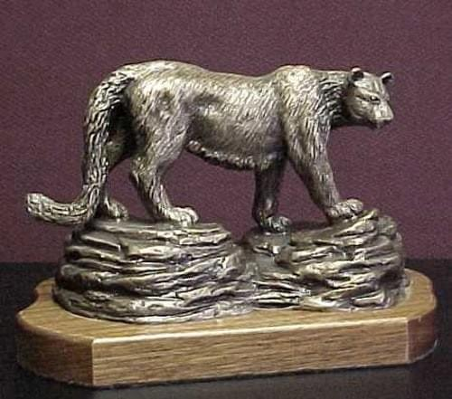 Cougar Award Trophy