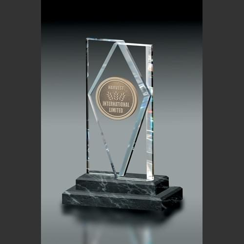Diamond Club Award Trophy