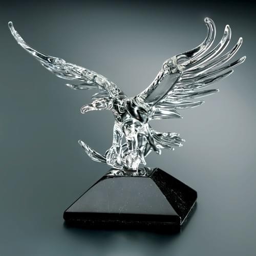 Free Flight Eagle Award Trophy