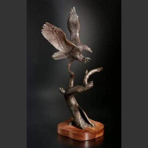 Freedom Eagle Award Trophy